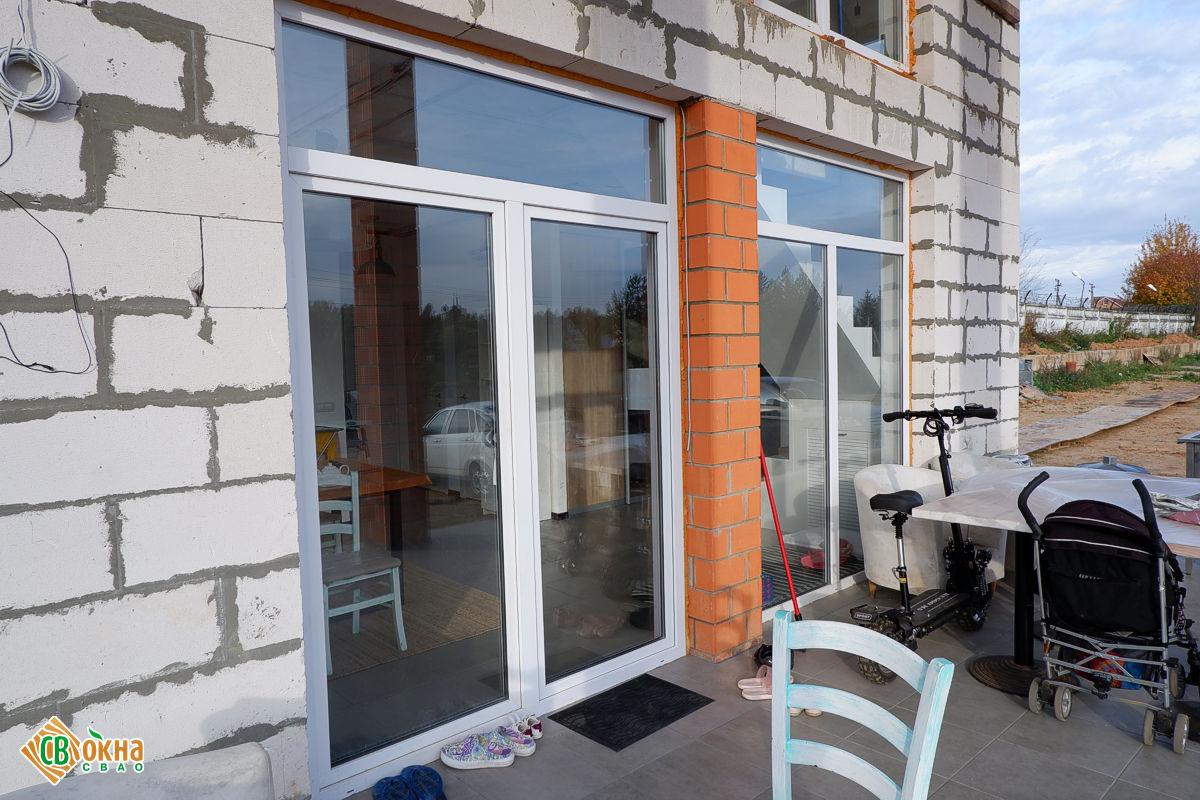 Пластиковые окна Novotex в Мартемьяново