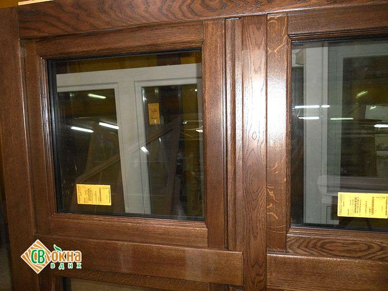 Окна эконом из сосны в сталинские дома