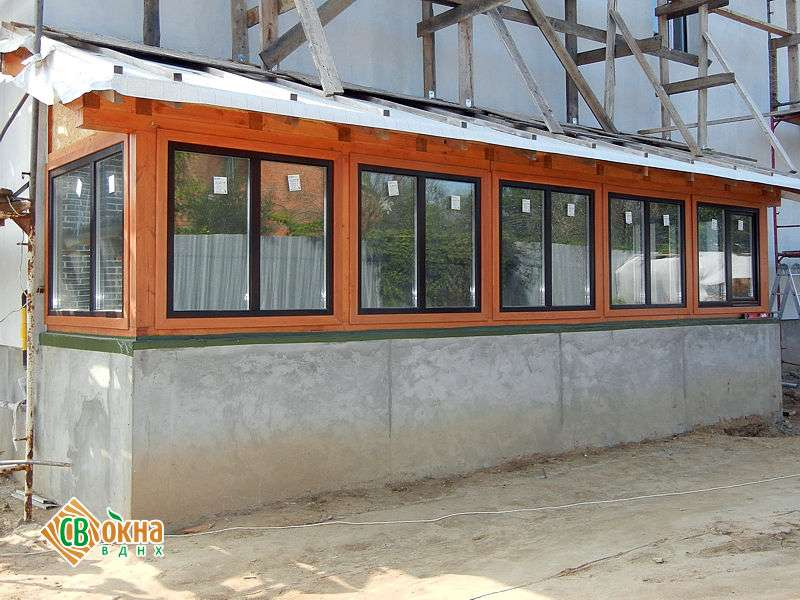 Окна сталинские дома