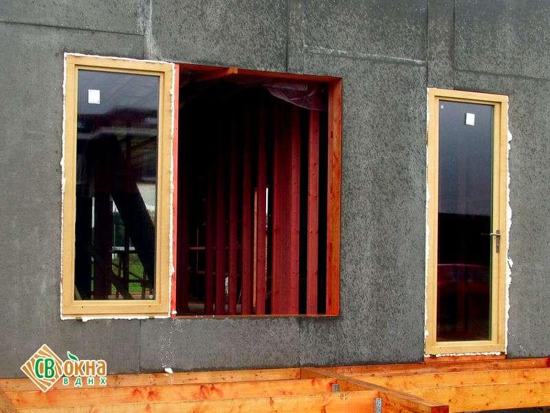 Окна эконом сталинские дома