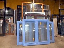 Окна из дерева от производителя со стеклопакетом